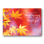 Vivid Colors Business Thanksgiving Card